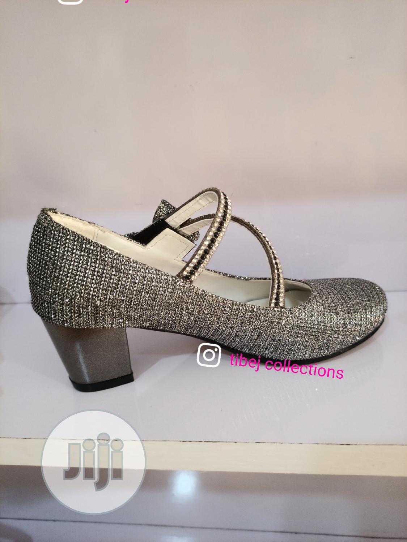 Archive: Turkey Girls Heel Shoe