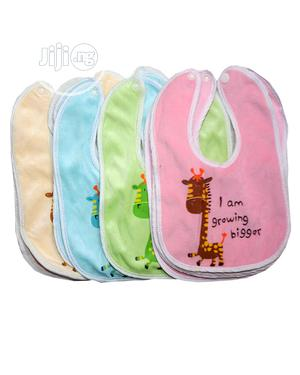 Set of 10 Baby Bibs - Multicolour   Baby & Child Care for sale in Lagos State, Ojota