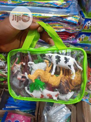Animals Figure Set | Toys for sale in Lagos State, Amuwo-Odofin
