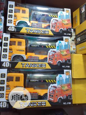 Truck Tanker for Kids   Toys for sale in Lagos State, Amuwo-Odofin