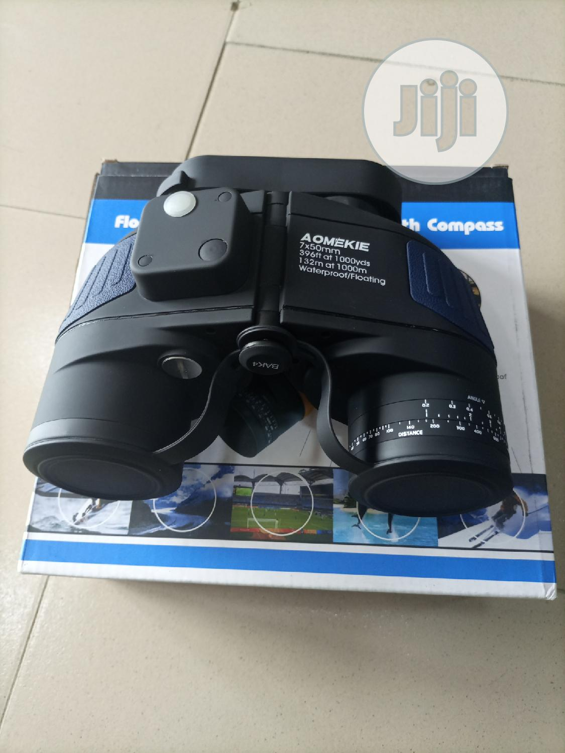 Night Vision Binoculars With Compass Aomekie