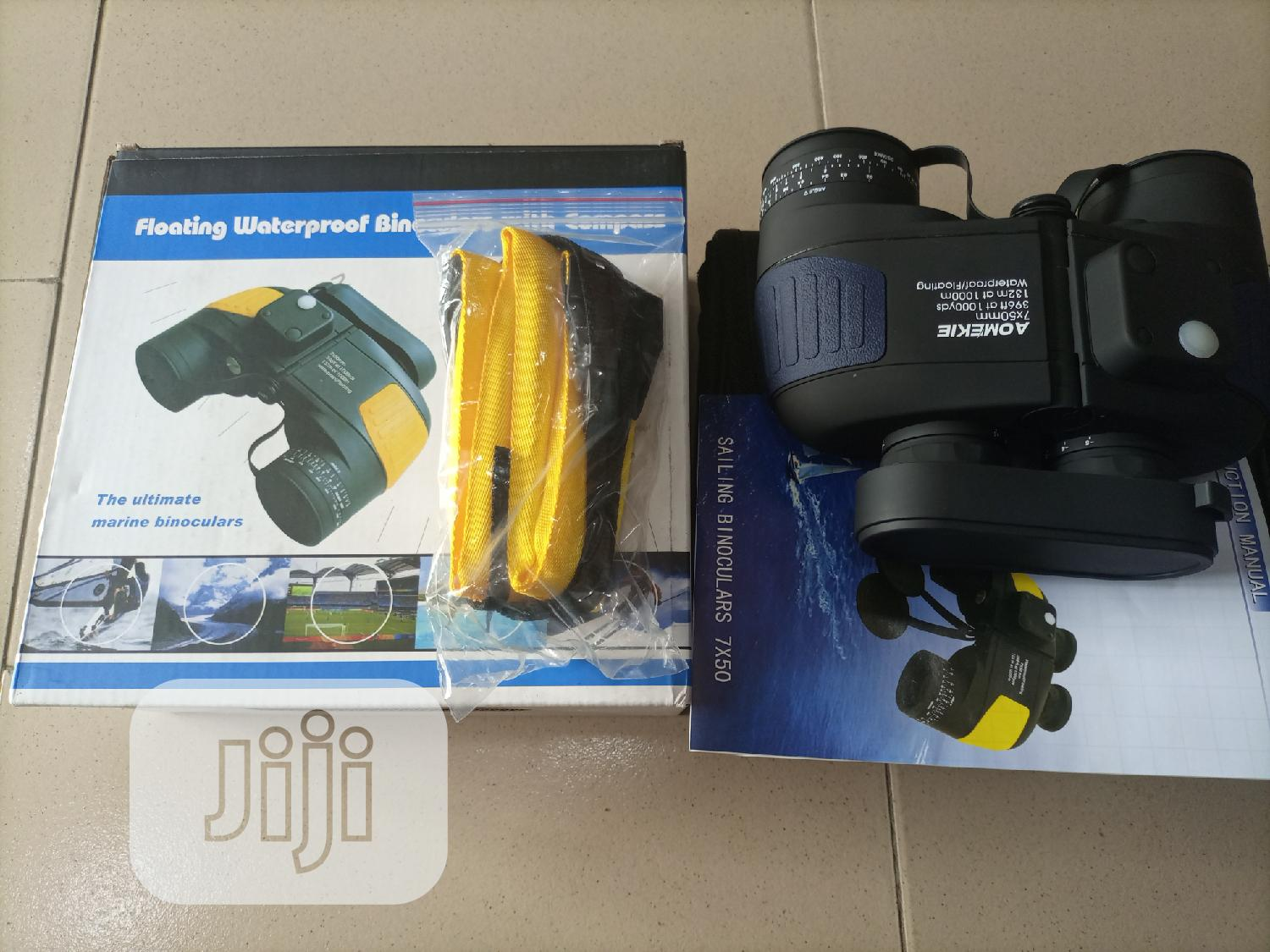 Night Vision Binoculars With Compass Aomekie | Camping Gear for sale in Port-Harcourt, Rivers State, Nigeria