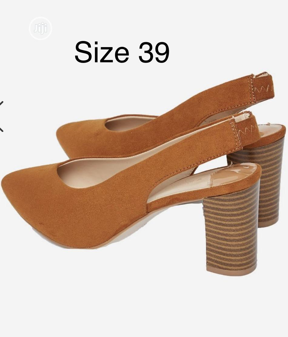 Archive: Brown Sandals- Size39
