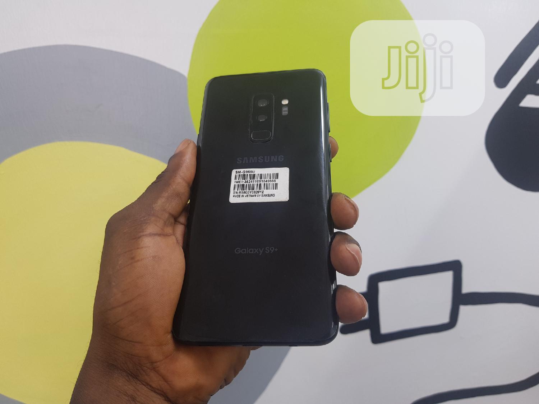 Samsung Galaxy S9 Plus 128 GB Black | Mobile Phones for sale in Ikeja, Lagos State, Nigeria