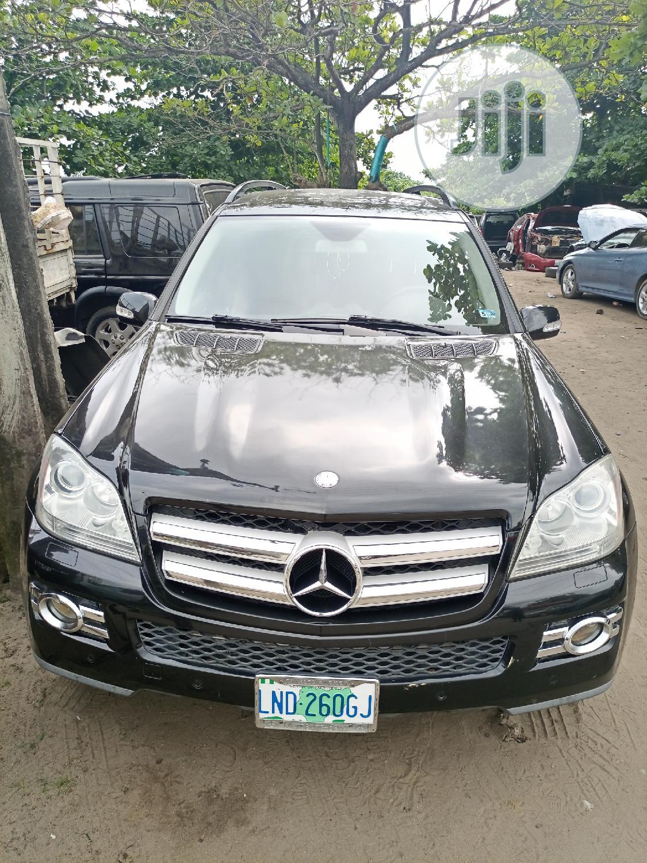 Mercedes-Benz GL Class 2007 GL 450 Black | Cars for sale in Amuwo-Odofin, Lagos State, Nigeria