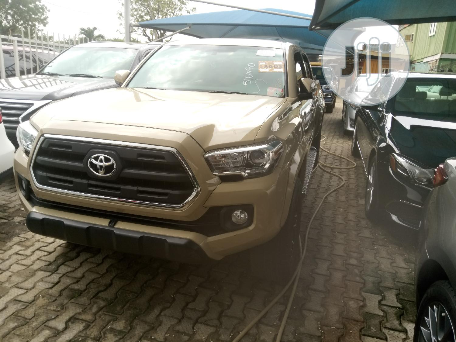 Toyota Tacoma 2017 Limited | Cars for sale in Ikeja, Lagos State, Nigeria