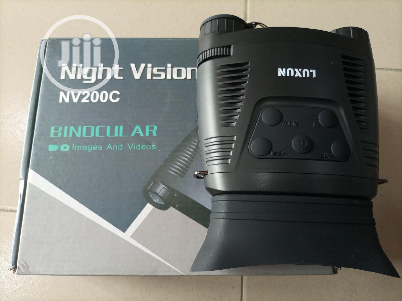 Night Vision NV200C Binoculars