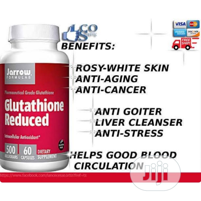 Jarrow Formulas Glutathione Reduced Antioxidant 60capsules