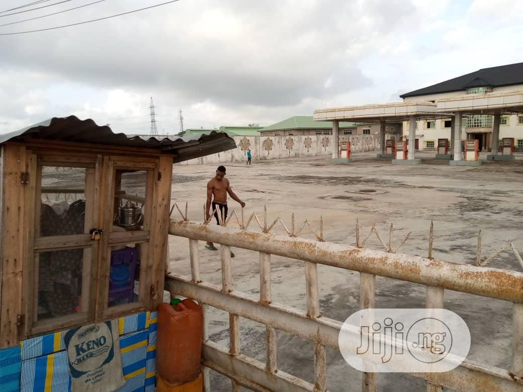 Archive: Petrol Station for Sale at Apapa