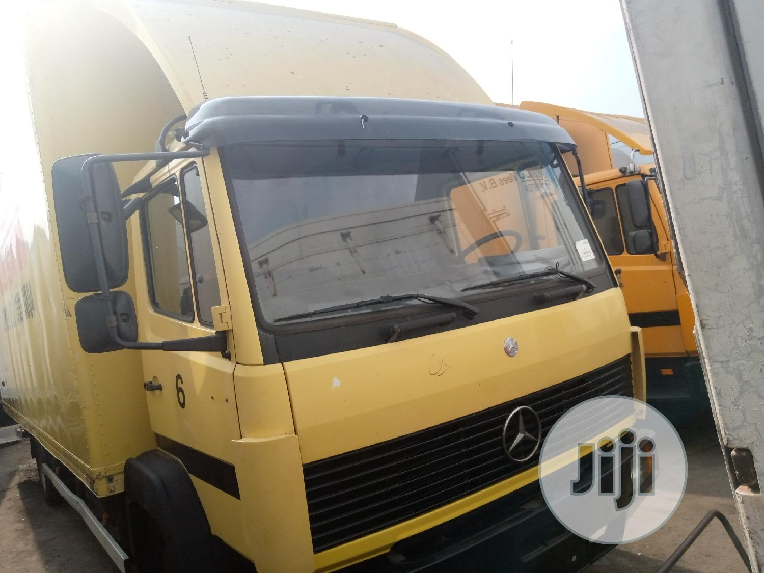Mercedes Benz Truck 814 | Trucks & Trailers for sale in Apapa, Lagos State, Nigeria