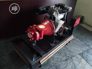 3 X 2 Inch High Pressure Diesel Fire Water Pump (EU Import) | Plumbing & Water Supply for sale in Rivers State, Port-Harcourt