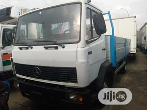 Mercedes Benz Truck 814 White | Trucks & Trailers for sale in Lagos State, Apapa