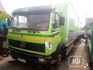 Mercedes-Benz Truck 814 Green | Trucks & Trailers for sale in Lagos State, Apapa