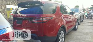 New Land Rover Discovery 2018 HSE LUXURY 4x4 Red   Cars for sale in Lagos State, Ikeja