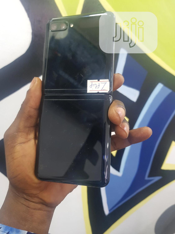 Samsung Galaxy Z Flip 256 GB Black | Mobile Phones for sale in Ikeja, Lagos State, Nigeria
