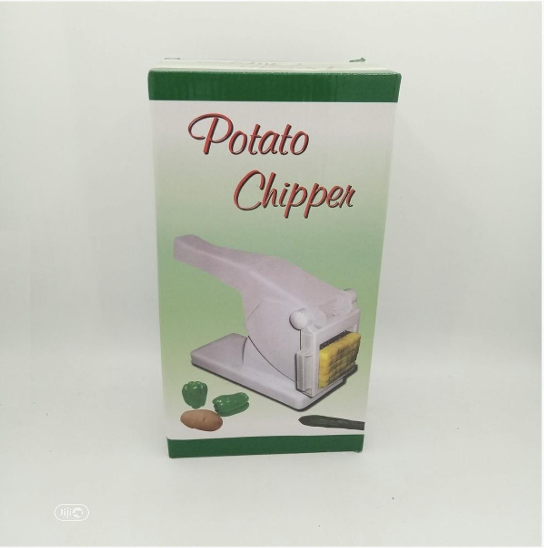 Potato Chipper | Kitchen & Dining for sale in Wuse, Abuja (FCT) State, Nigeria