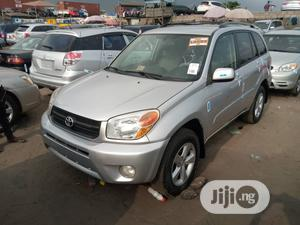 Toyota RAV4 2006 Sport V6 4x4 Silver   Cars for sale in Lagos State, Apapa