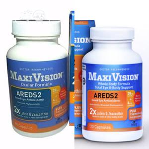 Maxi Vision Ocular Formula AREDS2 Eye and Body Support   Vitamins & Supplements for sale in Enugu State, Enugu