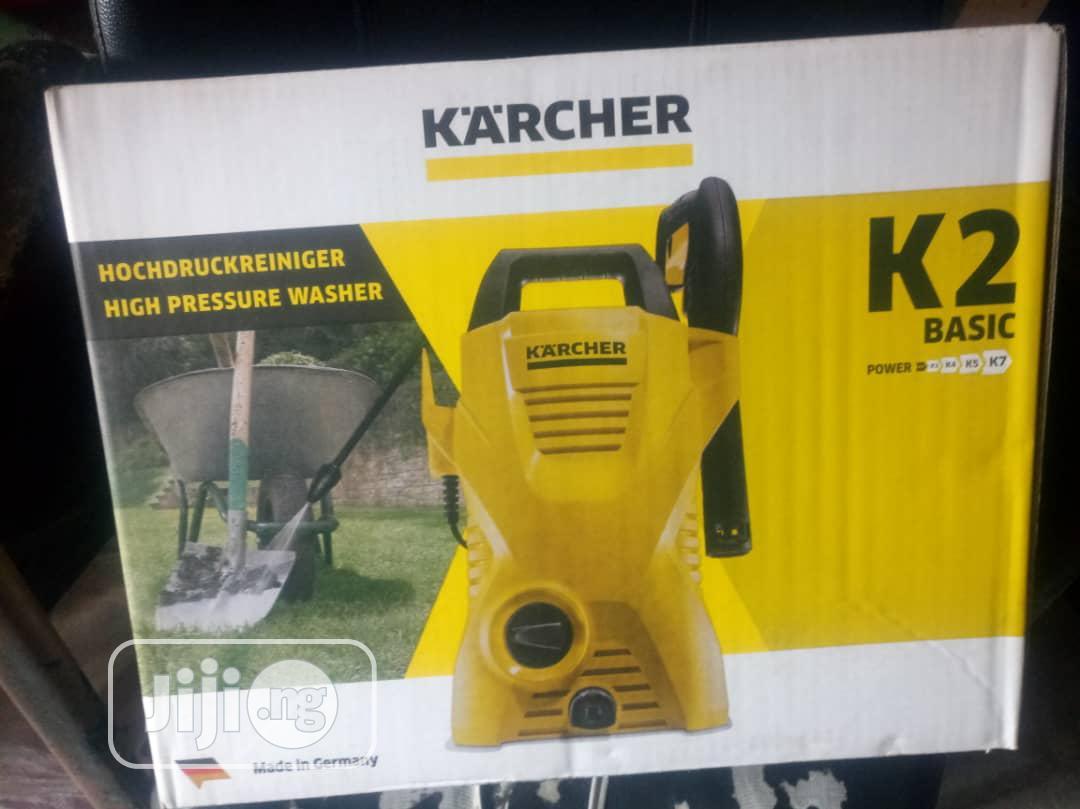 Karcher Pressure Washer Machine