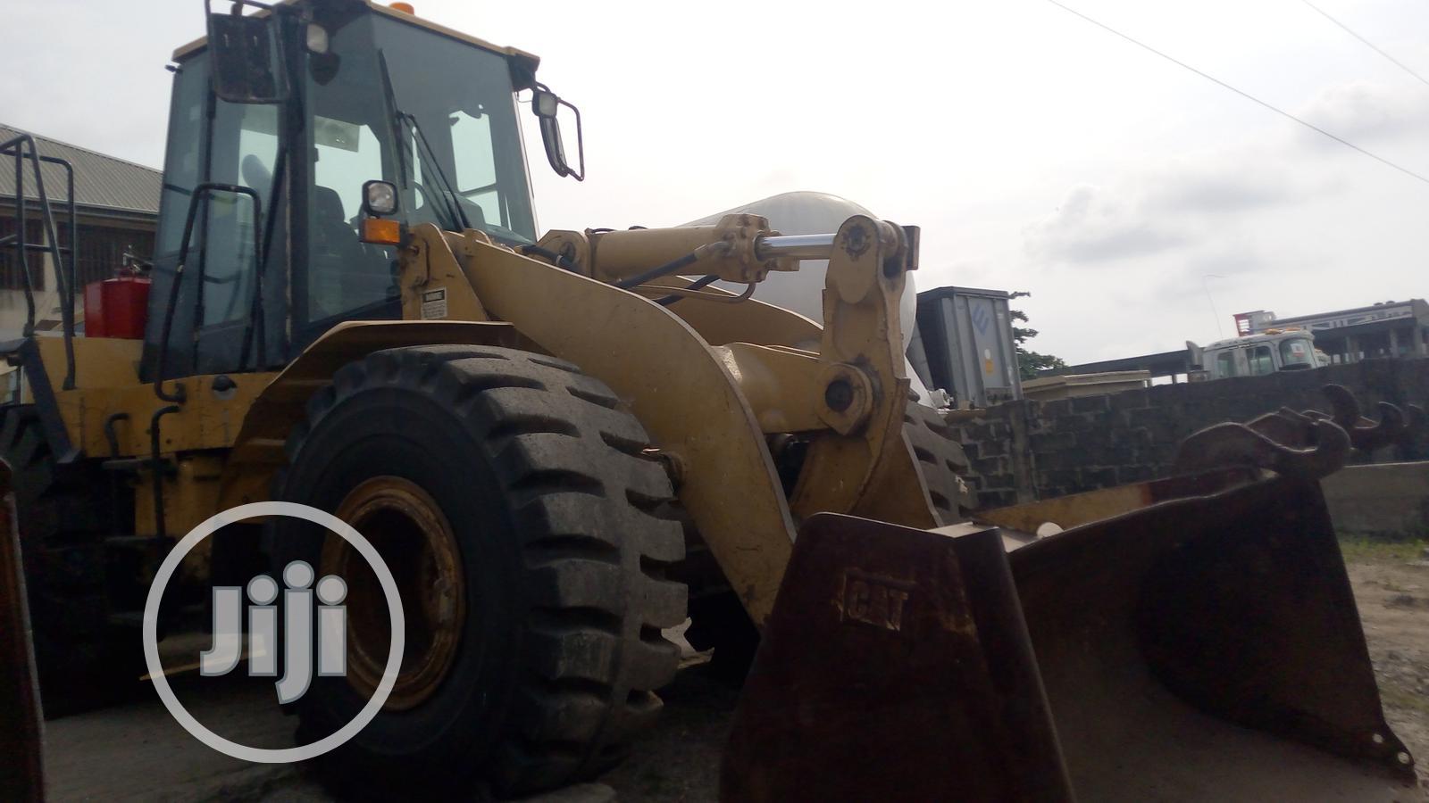 Payloader Cat Mechanic Belgium | Heavy Equipment for sale in Amuwo-Odofin, Lagos State, Nigeria
