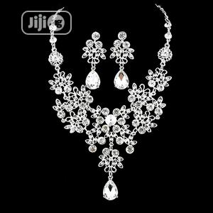 Bridal Wedding Necklace   Wedding Wear & Accessories for sale in Abuja (FCT) State, Dutse-Alhaji