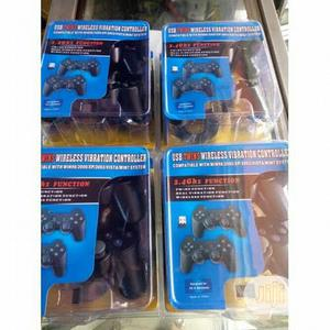 USB Twins Wireless Vibration Controller Game Pad | Video Game Consoles for sale in Lagos State, Ikeja
