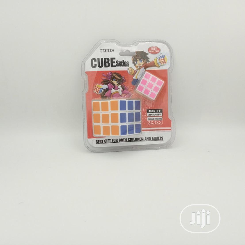 Rubik'S Cube Series