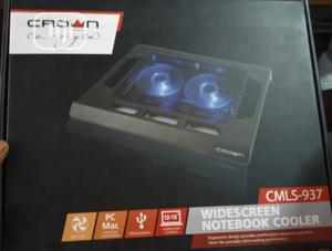 Crown Notebook Cooling Pad   Computer Accessories  for sale in Lagos State, Ikeja