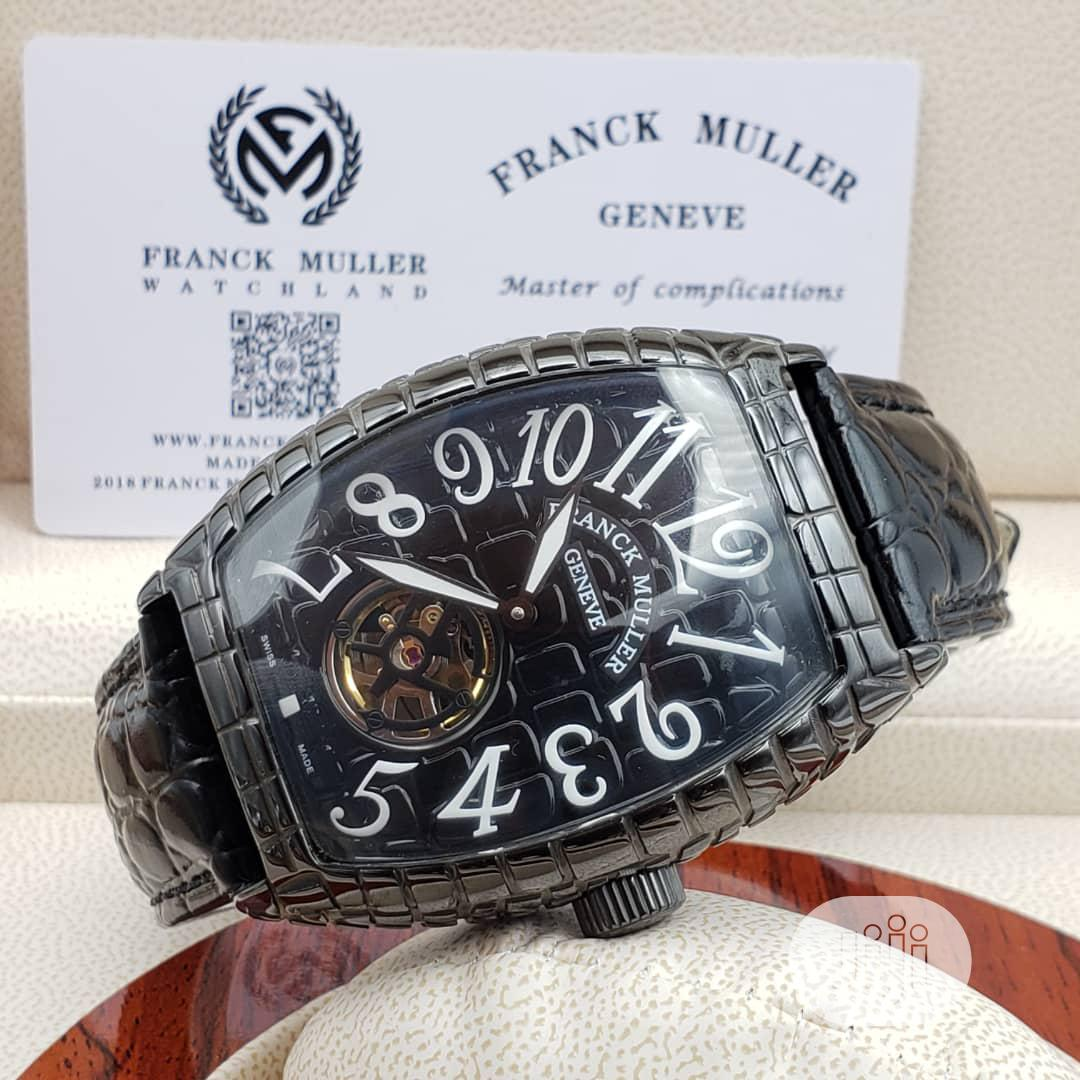 Franck Muller Original Wrist Watch