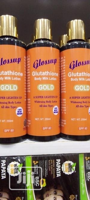 Glossup Glutathione Body Milk   Skin Care for sale in Lagos State, Ojo