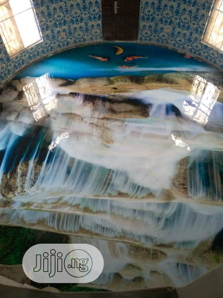 3D Epoxy Floor | Building & Trades Services for sale in Ijebu Ode, Ogun State, Nigeria