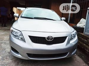 Toyota Corolla 2009 Silver   Cars for sale in Lagos State, Surulere