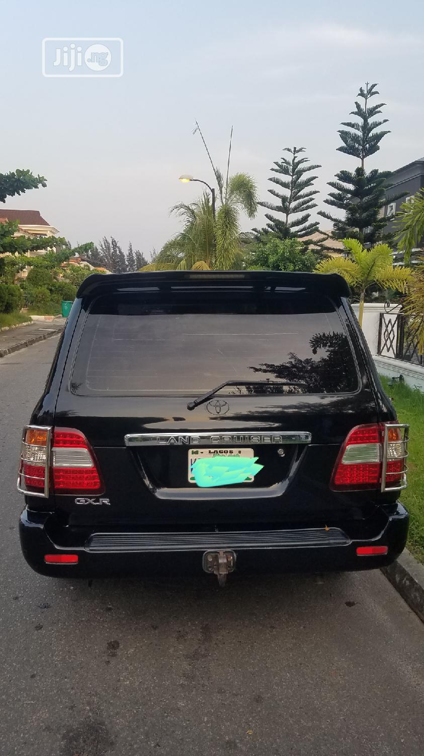 Toyota Land Cruiser 2008 Black | Cars for sale in Lekki, Lagos State, Nigeria