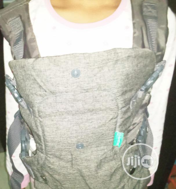 Fairly Used Baby Carrier.