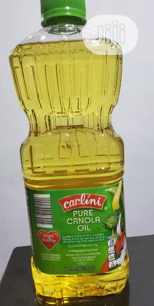 CARLINI Pure Canola Oil ×9   Meals & Drinks for sale in Ogun State, Abeokuta South