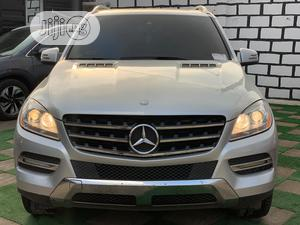 Mercedes-Benz M Class 2012 Silver | Cars for sale in Lagos State, Ikeja