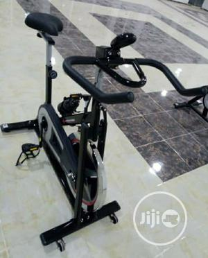 Spinning Bike Brand New Standard | Sports Equipment for sale in Lagos State, Ikoyi