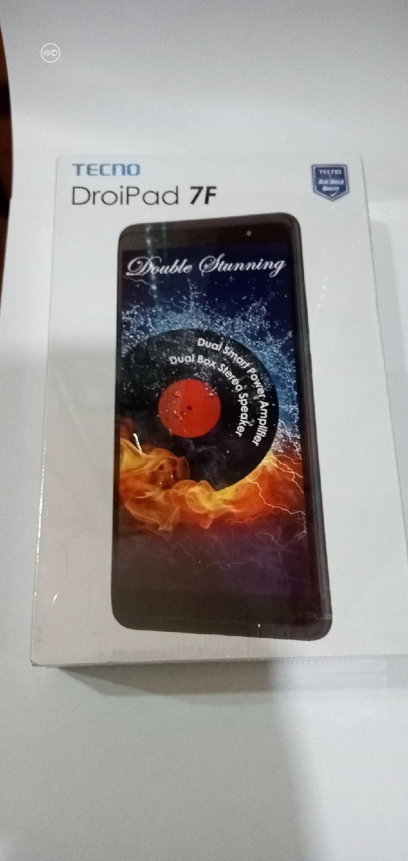 New Tecno Phonepad 3 16 GB Black
