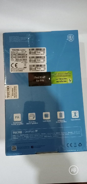 New Tecno Phonepad 3 16 GB Black | Mobile Phones for sale in Ikeja, Lagos State, Nigeria