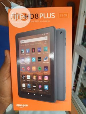 New Amazon Fire HD 8 Plus (2020) 32 GB Black | Tablets for sale in Lagos State, Alimosho