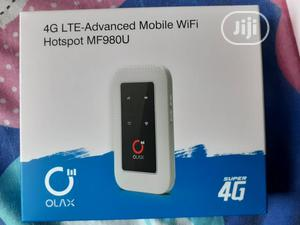 Olax Mf980u 4G Mifi, Universal, Airtel, Mtn, Glo, Etisalat   Networking Products for sale in Oyo State, Oluyole