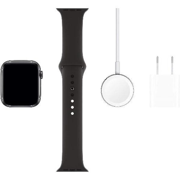 Apple Watch Series 5 (Gps, 44mm) - Space Gray Aluminum Case