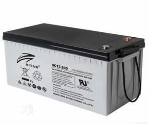 Ritar Battery 12V 200ah Battery | Solar Energy for sale in Abuja (FCT) State, Kubwa
