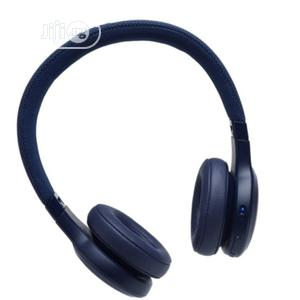 JBL Live 400bt Wireless On-ear Headphones - Blue   Headphones for sale in Lagos State, Ikeja