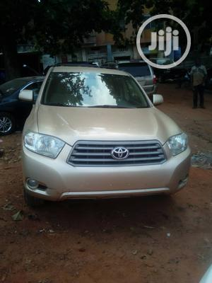 Toyota Highlander 2010 Sport Gold   Cars for sale in Anambra State, Onitsha