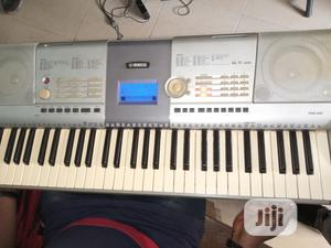 Original PSR295 Yamaha Keyboard London Used With Adopter | Musical Instruments & Gear for sale in Lagos State, Shomolu