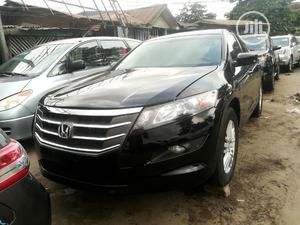 Honda Accord CrossTour 2013 EX-L AWD Black | Cars for sale in Lagos State, Apapa