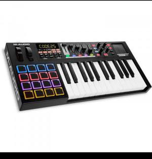 Midi Keyboard Controller With Drum Pad | Musical Instruments & Gear for sale in Lagos State, Ojo