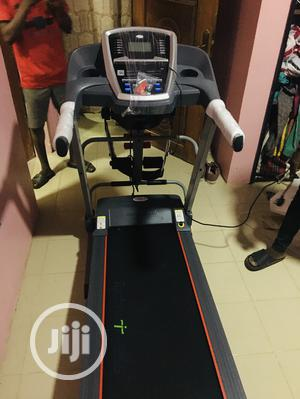 High Quality 2.5hp Treadmill With Massager Incline and Mp3   Sports Equipment for sale in Lagos State, Ajah