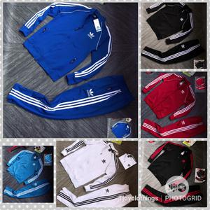 Quality Adidas Track Suit Available for Sale Now   Clothing for sale in Lagos State, Lagos Island (Eko)
